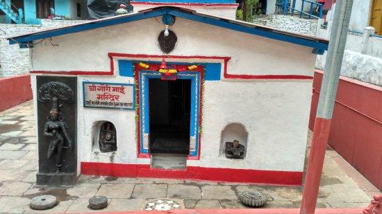 Gaurikand, Ινδία: shri Gauri Ma Temple Gaurikund