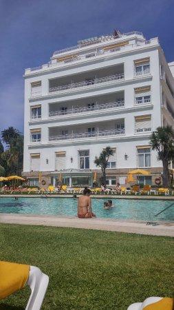 Eurostars Gran Hotel La Toja: Vistas piscina