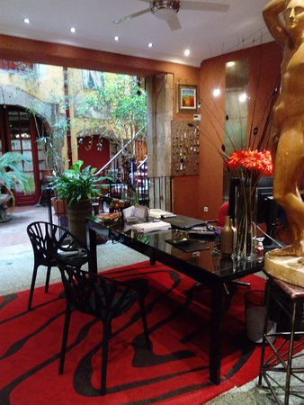 bureau d accueil Picture of Hotel de lEurope Castres TripAdvisor