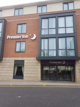 Premier Inn Scarborough Hotel ภาพถ่าย