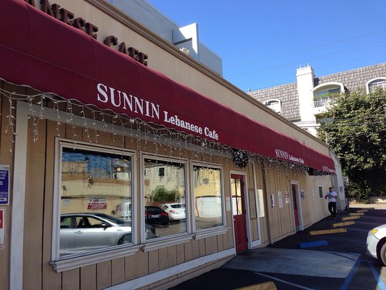 Sunnin Lebanese Cafe Los Angeles Restaurant Reviews Phone Number Photos Tripadvisor