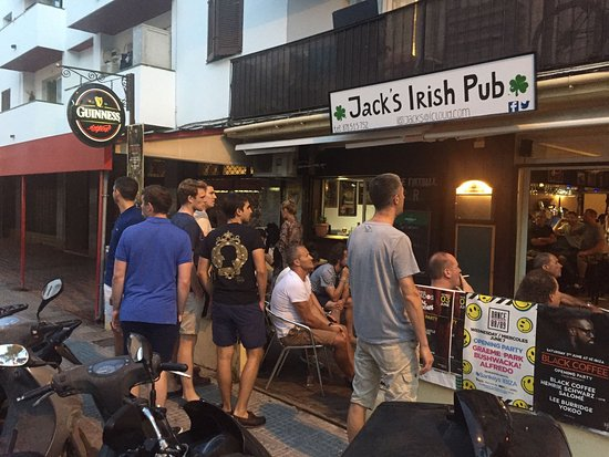 Jack's Irish Pub Ibiza