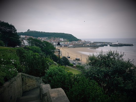 Premier Inn Scarborough Hotel: The view just outside