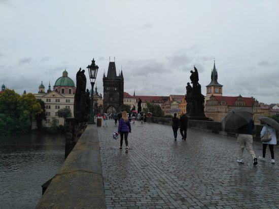 Photo of Bridge Charles Bridge at Karlův Most, Prague 11000, Czech Republic