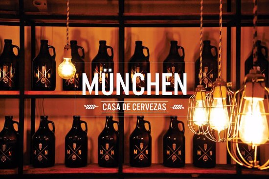 Munchen Casa de Cervezas