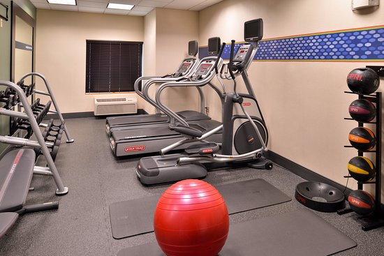 Hampton Inn & Suites Ontario: 24-hour Fitness Center