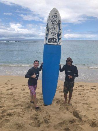 Paia, Hawái: Successful Day!