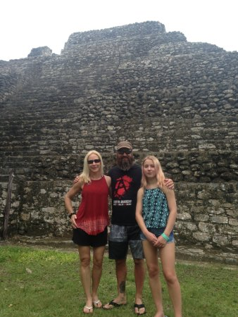The Native Choice Tours: Chacchoben Mayan Ruins