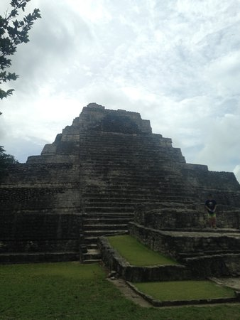 The Native Choice Tours: Chacchoben ruins