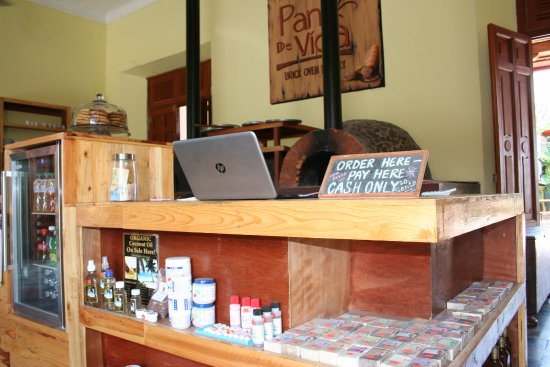 Pan De Vida - Granada: Check out our coffees, organic oils and soaps.
