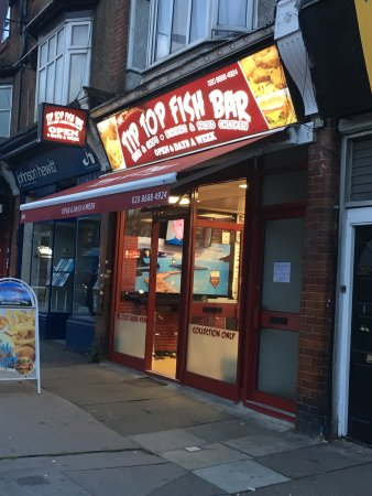 Tip Top Fish Bar Croydon Restaurant Reviews Photos