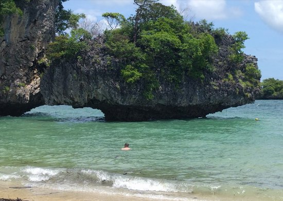Arch Rock - Picture of Pak Bia Island, Nong Thale - TripAdvisor