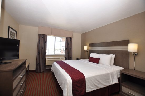 Best Western Plus Executive Suites: King Suite (One Bed)