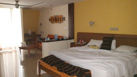 Grand Sirenis Riviera Maya Resort & Spa: our room