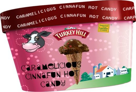 Columbia, PA: My packaging design for my flavor!