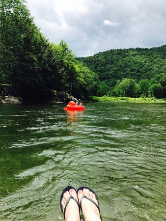 Stockbridge, VT: Vermont River Tubing