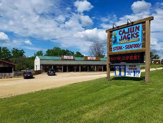 Cajun Jack's in Elizabeth, IL