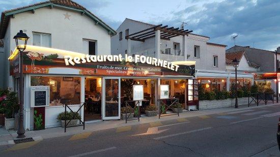 Le Fournelet