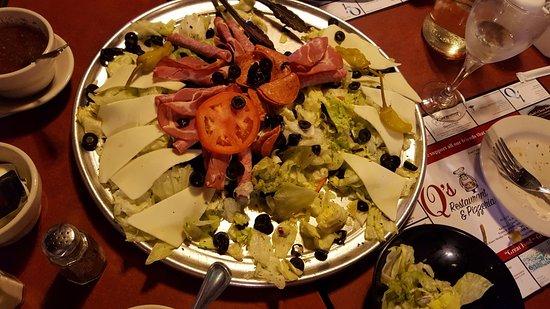 """Hillside, IL: 14"""" Salad!"""