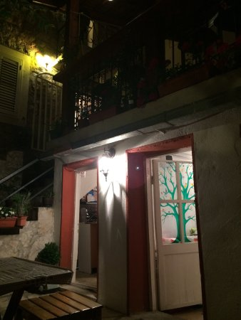 Freedom Hostel Budva: La cucina
