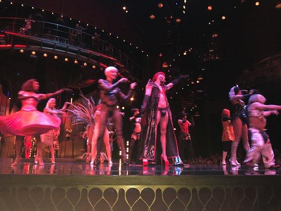 Zumanity Las Vegas Review