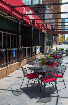 Delightful Burnt Barrel: Ranked One Of The Best Patios In Denver!