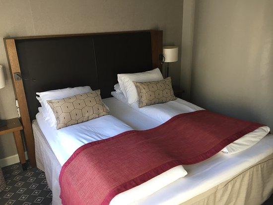 Scandic Holmenkollen Park: Comfortable Bed