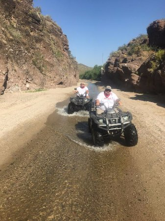 Adventures of a Lifetime ATV: A picture tells the story, AWESOME!
