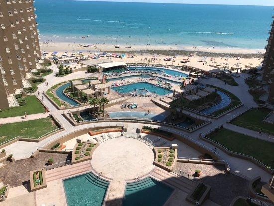 Las Palomas Beach Golf Resort From Phase 2 Balcony