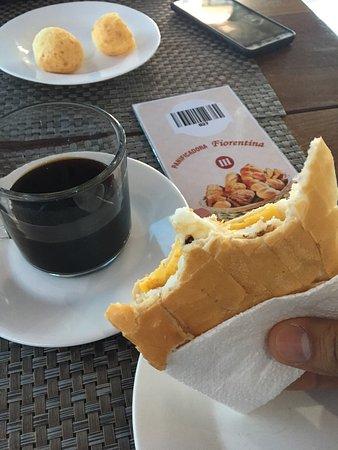 Vilhena, RO: Deliciosa combinação.