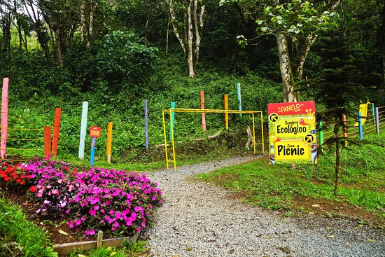 El Panelo: Eco Trail and Picnic Area