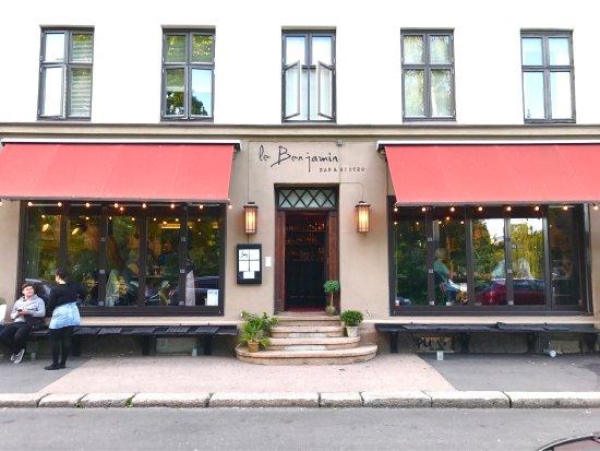 Le Benjamin Bar & Bistro: photo0.jpg