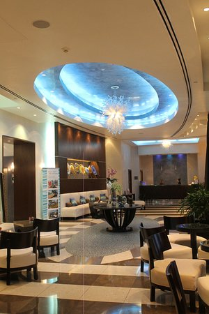 Residence Inn Fort Lauderdale Intracoastal/Il Lugano: the lobby
