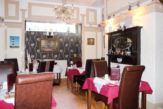 Malvern Guest House: Dinning room