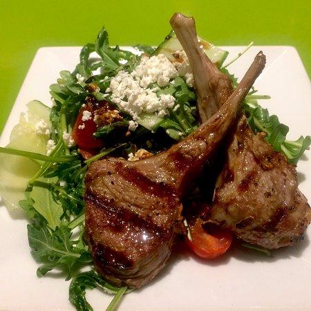 Barbarella Restaurant & Bar: lamb
