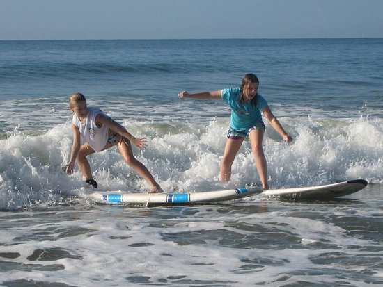 Surf Lessons North Myrtle Beach
