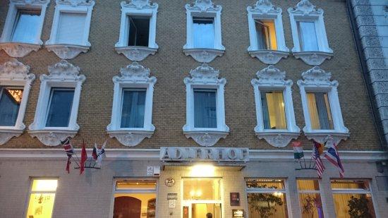 Hotel Pension Adlerhof Salzburg Bewertung