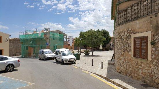 Moscari, สเปน: Eingang