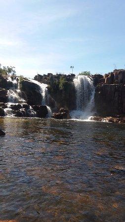 Cachoeira da Muralha