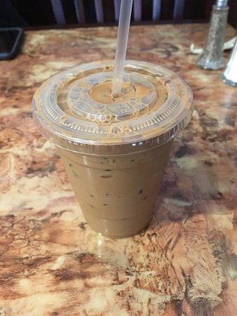 Bellflower, CA: A very nice ice cofee