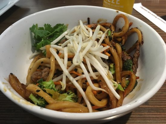 Springfield, OR: Korean and Japanese bowls
