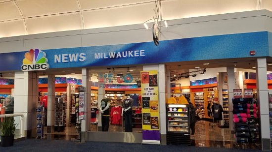 Milwaukee Marketplace News & Gifts