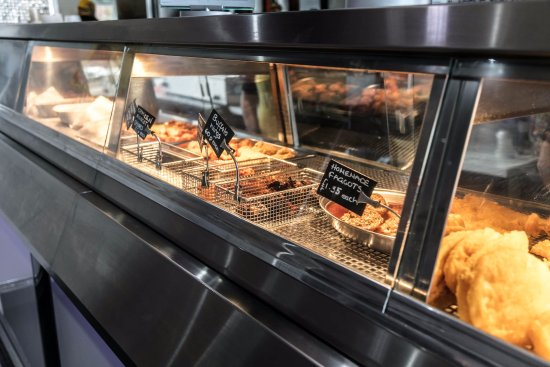 Wollaston fish bar fast food restaurant 101 bridgnorth for Food 101 bar bistro