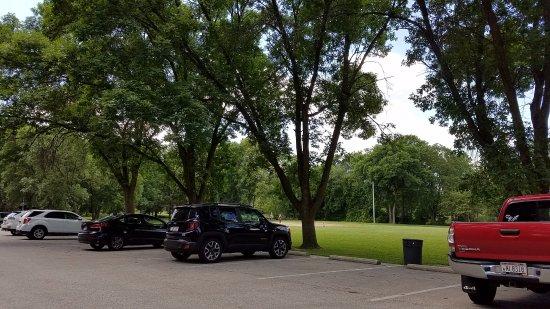 Menomonee Falls, WI: park areas