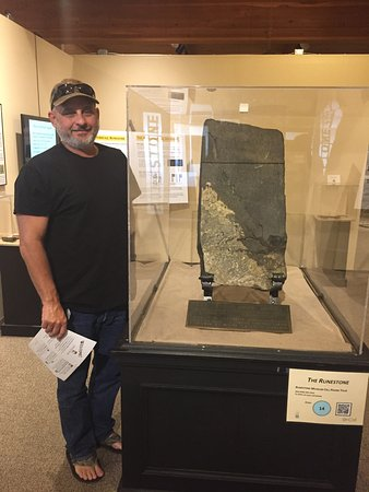 Alexandria, MN: The Rune Stone.