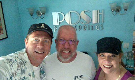 POSH Palm Springs Inn: IMG_20170629_170618_large.jpg