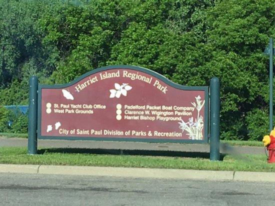 Harriet Island Regional Park St Paul Mn