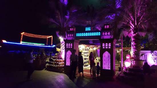 Desert resort experience not to be missed!
