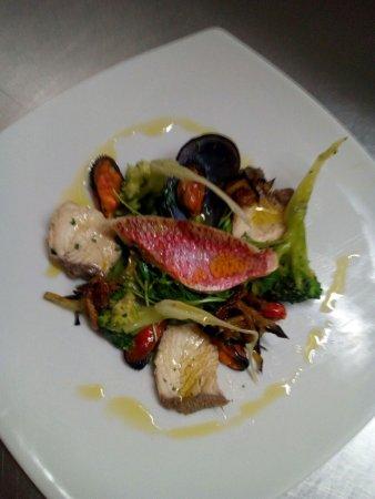 Montespertoli, อิตาลี: L'oasi del gusto