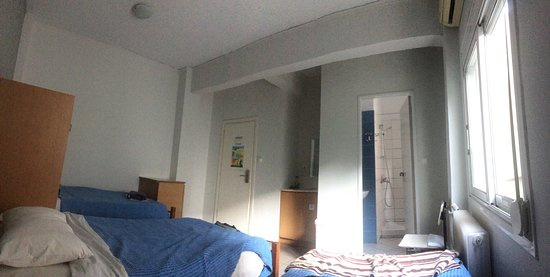 Athens Backpackers: 3 bed dorm